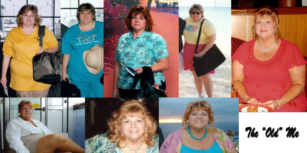 Old Me Collage